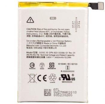 Аккумулятор (батарея) Google Pixel 3 XL G013C, G013D G013C-B 3430mAh Оригинал