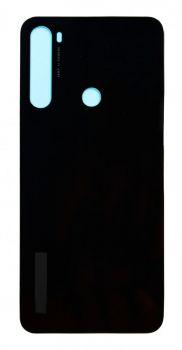 Задняя крышка корпуса Xiaomi Redmi Note 8 M1908C3JG черная Оригинал