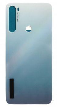 Задняя крышка корпуса Xiaomi Redmi Note 8 M1908C3JG белая Оригинал