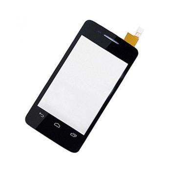 Сенсор (тачскрин) для Alcatel 4007, 4010 One Touch Pop C1, 4010D, 4010A, 4010X, 4030 чёрный Оригинал