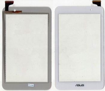Сенсор (тачскрин) для Asus ME176, ME176CX Memo Pad 7 белый Оригинал