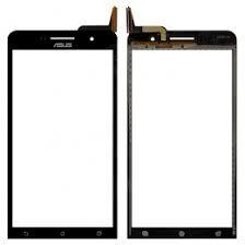 """Сенсор (тачскрин) для Asus ZenFone 6 (A600CG) 6"""" чёрный Оригинал"""