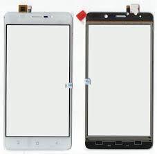 Сенсор (тачскрин) для Blackview A8 Max белый Оригинал