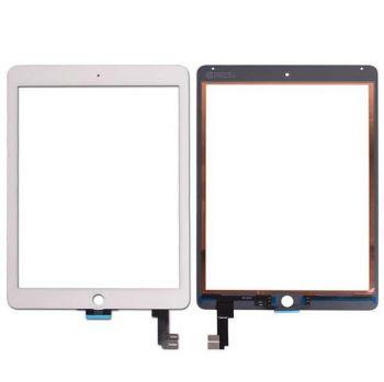 Сенсор (тачскрин) для iPad Air 2 белый Оригинал