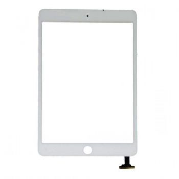 Сенсор (тачскрин) для iPad mini, iPad mini 2 Retina белый Оригинал