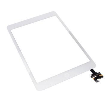 Сенсор (тачскрин) для iPad mini, iPad mini 2 Retina белый полный комплект Оригинал