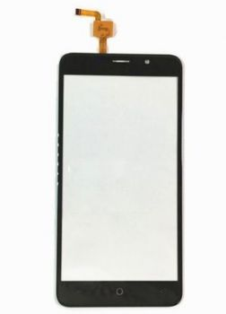 Сенсор (тачскрин) для Leagoo M5 Plus чёрный Оригинал