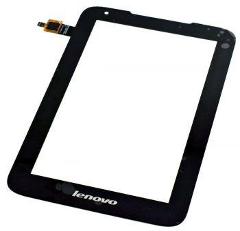 "Сенсор (тачскрин) для Lenovo A3000, A5000 ideaTab ""7"" TAB чёрный Оригинал"
