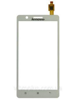 Сенсор (тачскрин) для Lenovo A536, A358T, A368 белый Оригинал