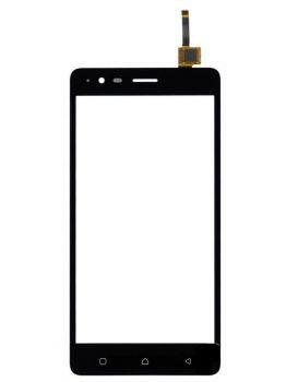 Сенсор (тачскрин) для Lenovo A7020 K5 Note черный Оригинал