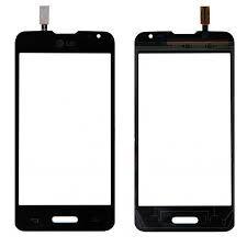 Сенсор (тачскрин) для LG D280 Optimus L65 Dual чёрный Оригинал