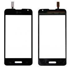 Сенсор (тачскрин) для LG D405, D415 Optimus L90 чёрный Оригинал
