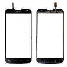 Сенсор (тачскрин) для LG D410 Optimus L90 Dual чёрный Оригинал