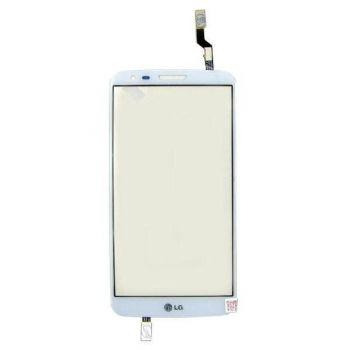 Сенсор (тачскрин) для LG D800, D801, D803, LS980 Optimus G2 белый Оригинал
