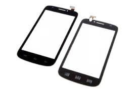 Сенсор (тачскрин) для Prestigio 5000 MultiPhone PAP Duo чёрный Оригинал