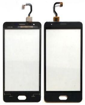 Сенсор (тачскрин) для Ulefone U008 черный Оригинал