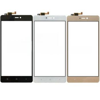 Сенсор (тачскрин) для Xiaomi Mi4s белый Оригинал