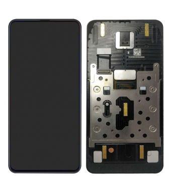 Дисплей Xiaomi Mi Mix 3 M1810E5A с сенсором (тачскрином) черный с рамкой OLED