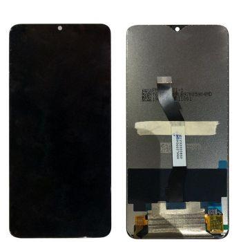 Дисплей Xiaomi Redmi Note 8 Pro с сенсором (тачскрином) черный Оригинал