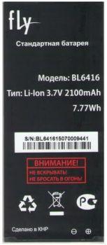 Аккумулятор (батарея) Fly FS551 Nimbus 4 Dual Sim BL6416 2100mAh Оригинал