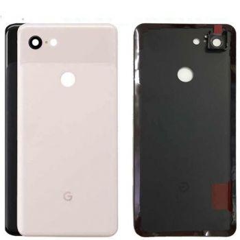 Задняя крышка корпуса Google Pixel 3 XL G013C, G013D розовая Оригинал