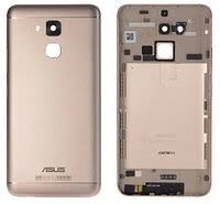 Задняя крышка Asus Zenfone 3 Max (ZC520TL) 5.2 золотая оригинал
