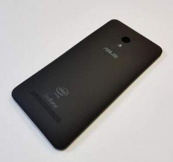 Задняя крышка Asus Zenfone 5 Lite (A502CG) чёрная