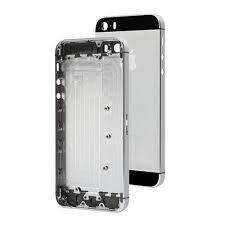Задняя крышка корпус iPhone 5S серая