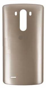 Задняя крышка LG D855 G3 золотая