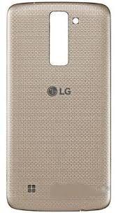 Задняя крышка LG H650E Zero золотая оригинал