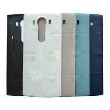 Задняя крышка LG H900 V10/ H901/ H968/ F600/ VS990 белая оригинал