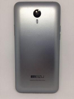 Задняя крышка Meizu M1 Note серая