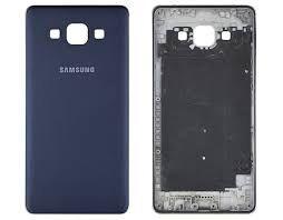 Задняя крышка Samsung A500F Galaxy A5 Duos/ A500FU/ A500H (2015) синяя