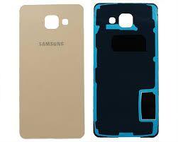 Задняя крышка Samsung A510F Galaxy A5/ A510FD/ A510M/ A510Y/ A5100 (2016) золотая