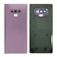 Задняя крышка Samsung N960 Galaxy Note 9 фиолетовая Lavender Purple оригинал