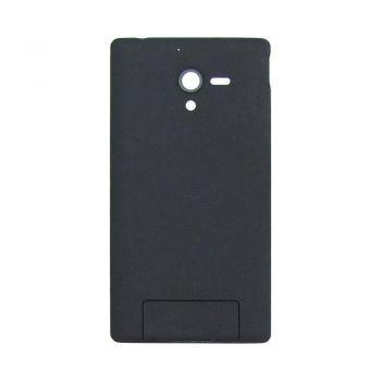 Задняя крышка Sony C6502/ C6503/ C6506 L35h Xperia ZL чёрная оригинал