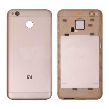 Задняя крышка Xiaomi Redmi Note 4X/ Note 4X MediaTek золотая
